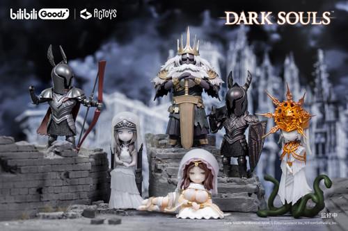 Dark Souls Deformation Figure Vol.2 (Set of 6)