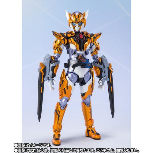 S.H.Figuarts Kamen Rider Valkyrie Justice Serval Action Figure