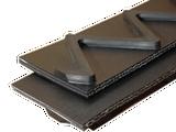 Z-Pattern Medium Duty - Grinder and Screener Belting