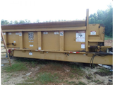 Bandit 3680 Infeed Hopper - Used