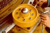 Vermeer TG400 / TG525 Guide Roller