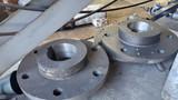 Vermeer TG400/525 Hammermill Plates