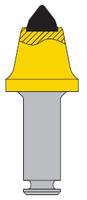 Maxigrind 425/460 Bullet Hammer Tips (clip-in)