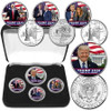 Donald Trump 2020 Coin Collection Set