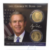 George W. Bush Presidential Commemorative Coin Collection