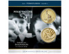 American Innovations Dollar Collection-Polio Vaccine