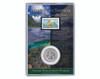 American Samoa National Park Coin & Stamp Set