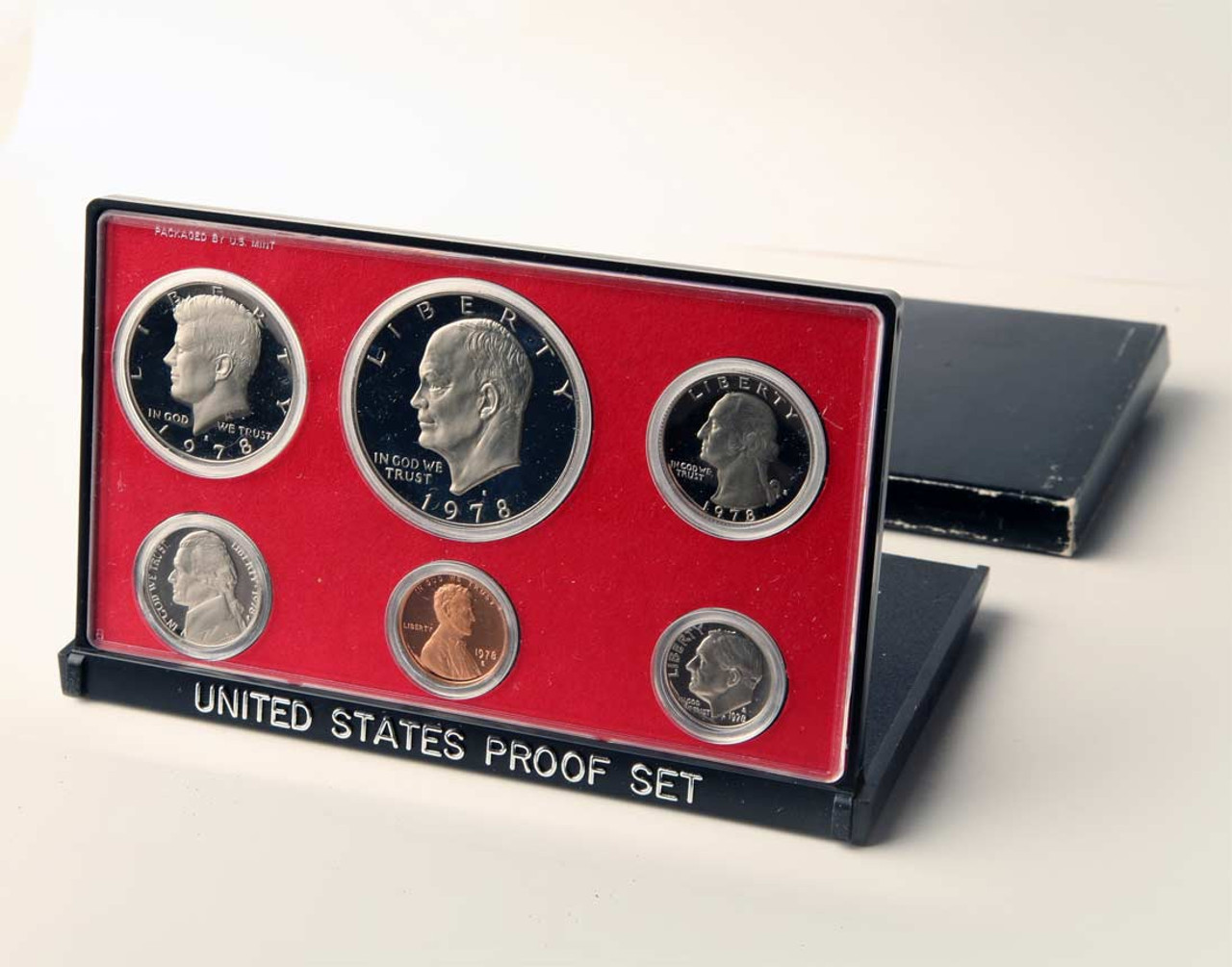 1978 S United States Proof Set Coins