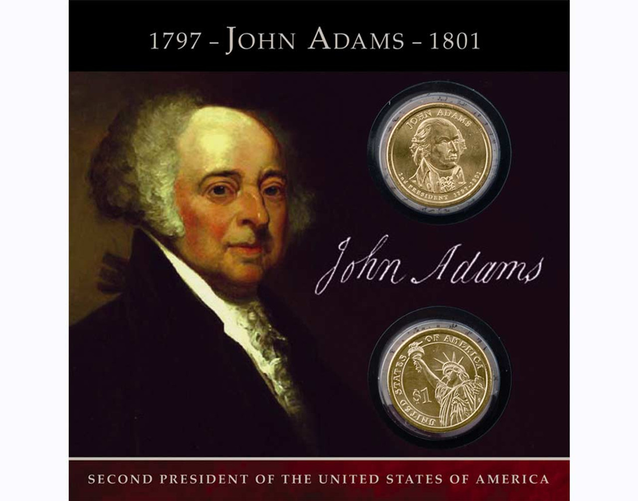 The Adams Collection #1