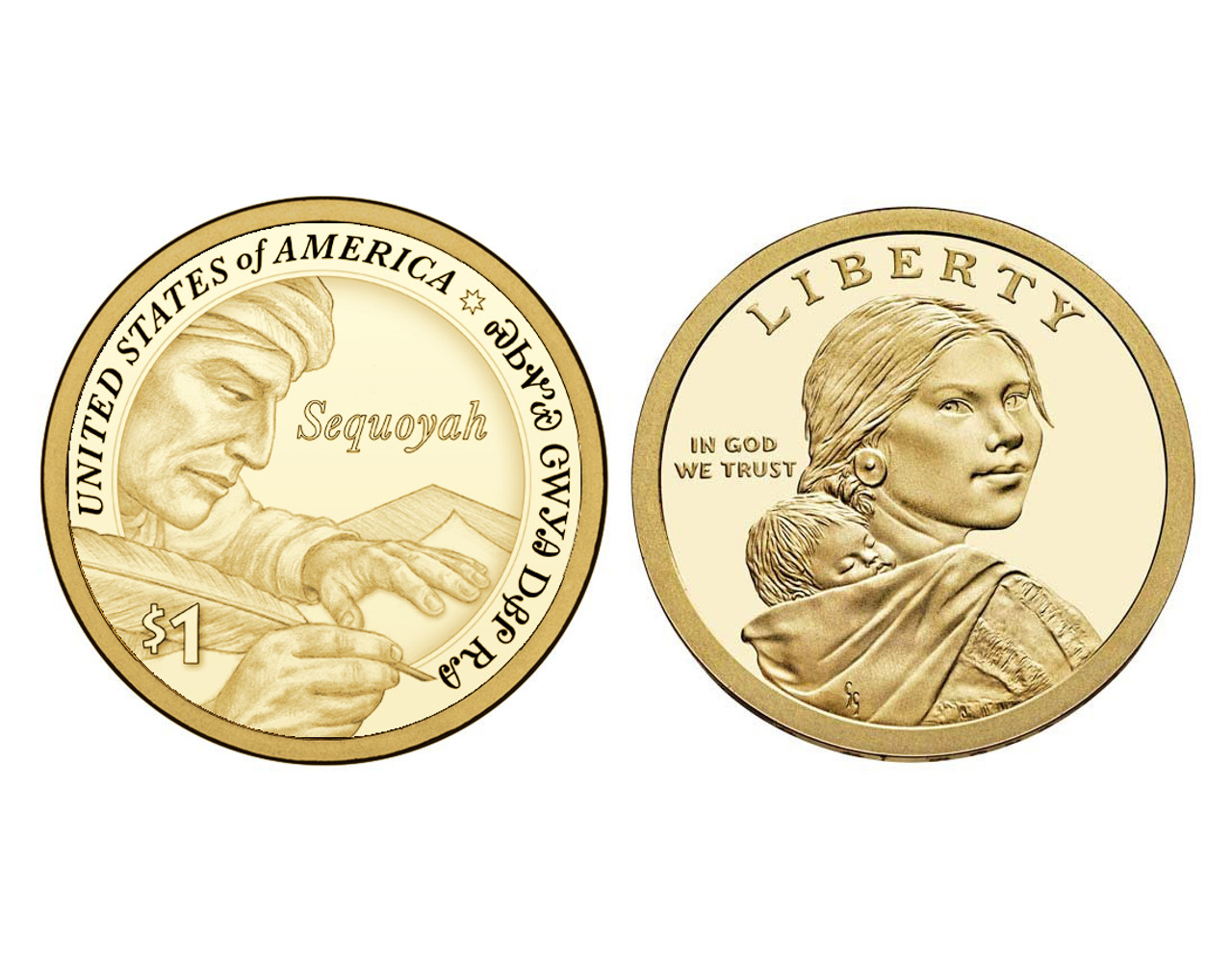 Coin Roll 2006 Native American Dollar $1 Coin US Mint Official P /& D