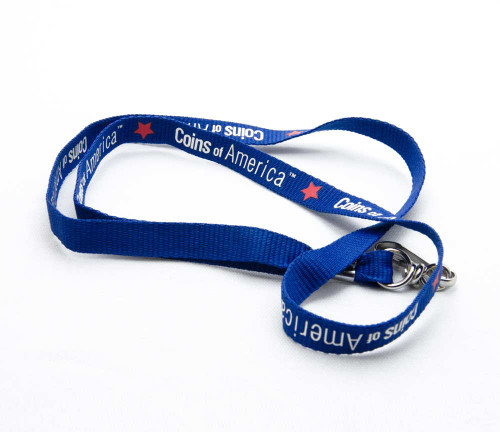 Coins of America Lanyard