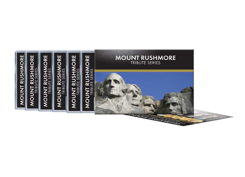 Mt. Rushmore Series 6 Acrylic Set