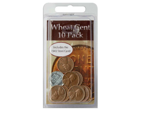 Wheat Cent 10 Pack