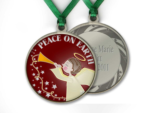 Angel Peace on Earth - Limited Edition Ornament
