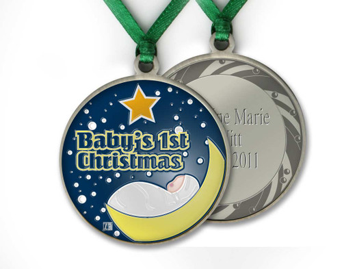 Baby's 1st Christmas - Limited Edition Ornament