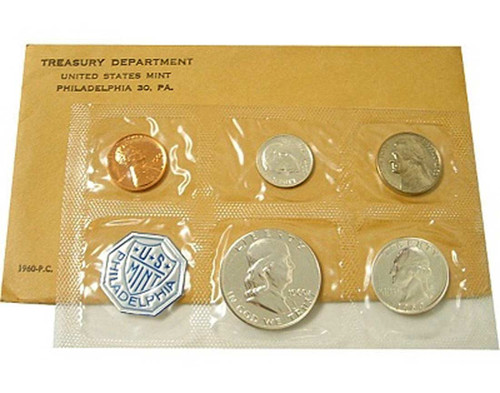 1960 United States Proof Set