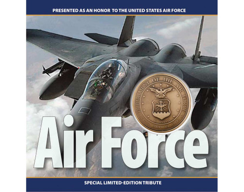 Air Force Challenge Coin Tribute Collection