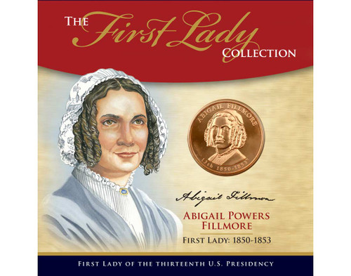 Abigail Fillmore First Lady Collection
