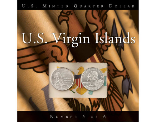 U.S. Virgin Islands Quarter Collection