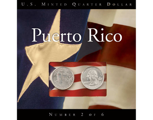 Puerto Rico Quarter Collection