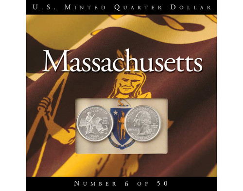 Massachusetts Quarter Collection