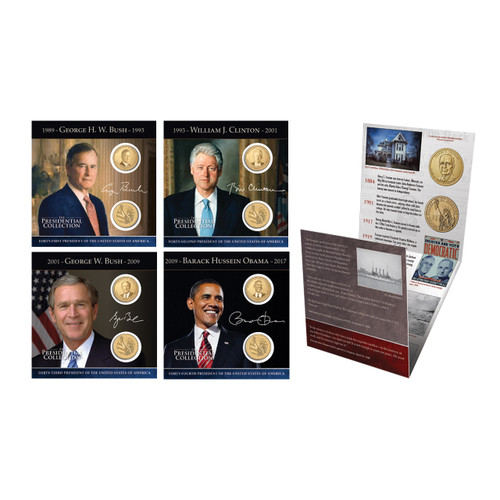2017 Presidential Coin Collection Annual Pack