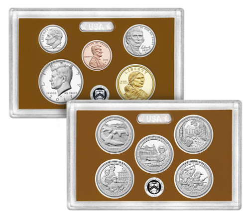 One replacement lens for US minted proof set. Coins NOT included