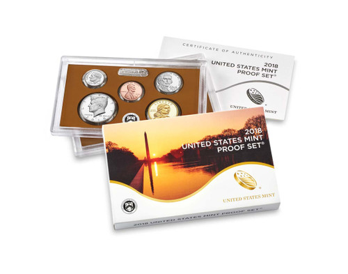 2018 United States Mint Proof Set