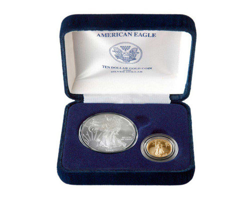 2019 American Eagle 2 Coin Set
