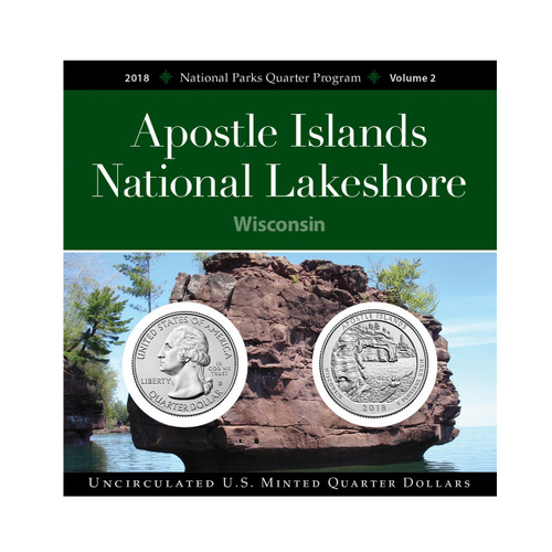 Wisconsin Apostle Islands Quarter Collection