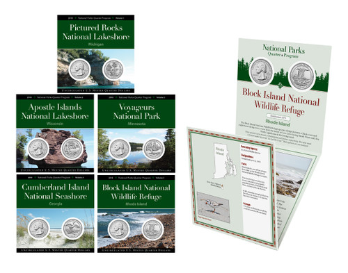 2018 National Park Annual Pack