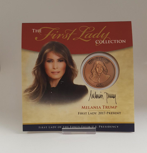 Melania Trump First Lady Collection - 45th Presidency
