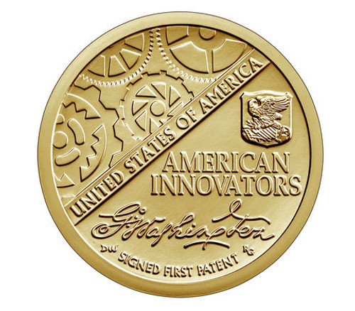 American Innovations Uncirculated Patent Dollar Philadelphia Mint