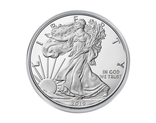 2019  Silver Eagle in Airtight