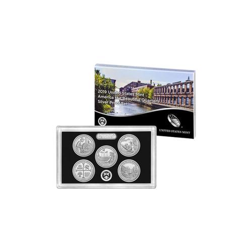 2019 Quarter Silver Proof Set