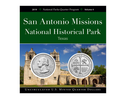 Texas San Antonio Missions National Historical Park Collection