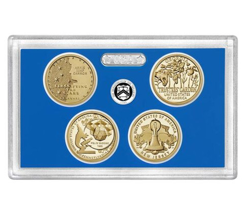 2019 American Innovation $1 Coin Proof Set