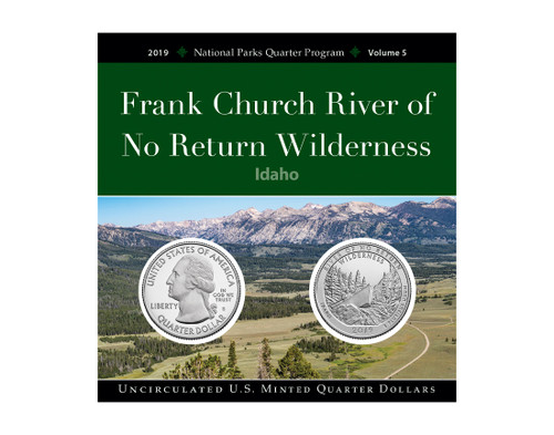 Idaho Frank Church River of No Return National Park Collection