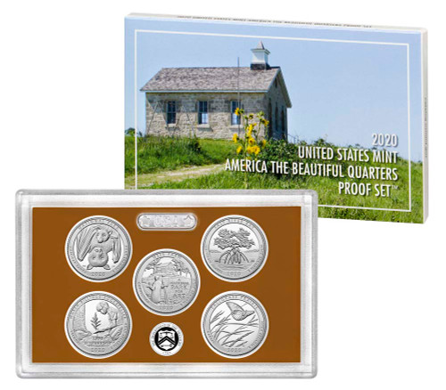 2020 Quarter Proof Set