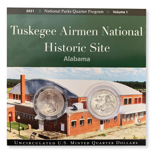 Alabama Tuskegee Airmen National Park Collection