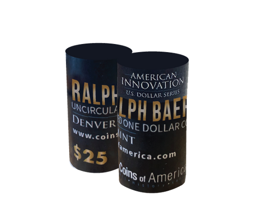 American Innovations Uncirculated Dollar Denver Mint Roll NH Video Game