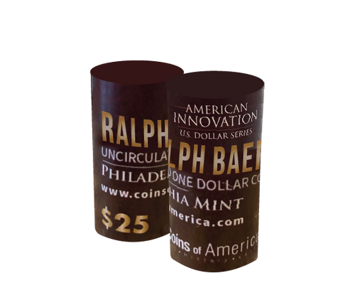 American Innovations Uncirculated Dollar Philadelphia Mint Roll NH Video Game