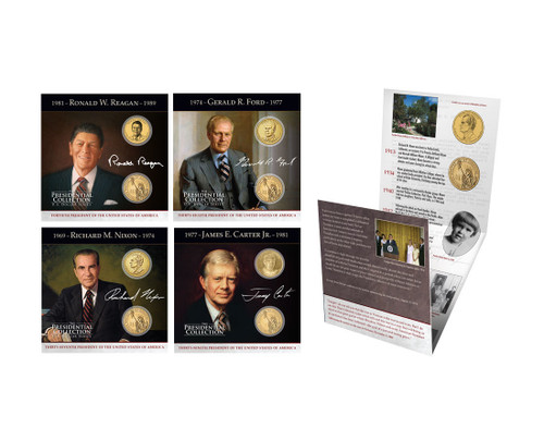 2016 Presidential Coin Collection Pack