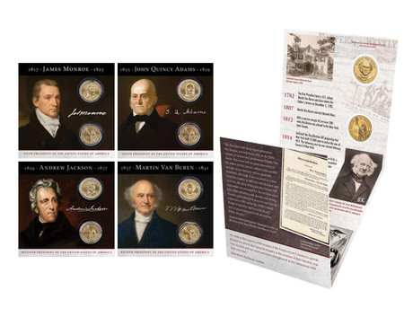 2008 Presidential 1 Coin Collection Annual Pack