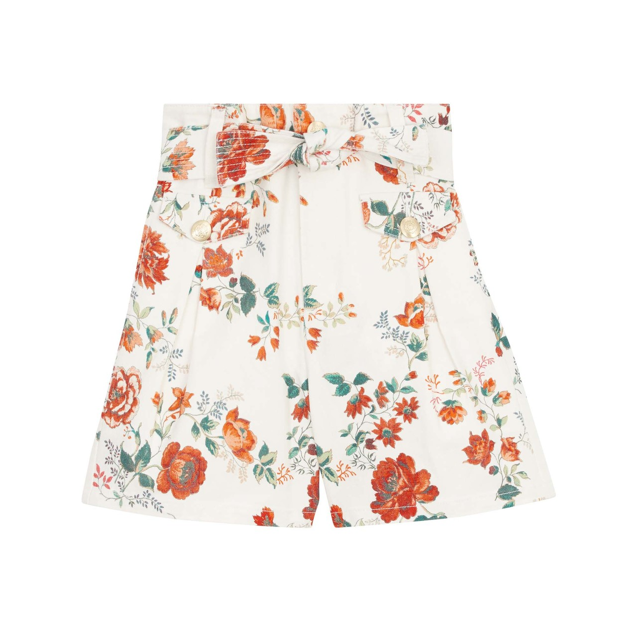 Maje Iflor Shorts