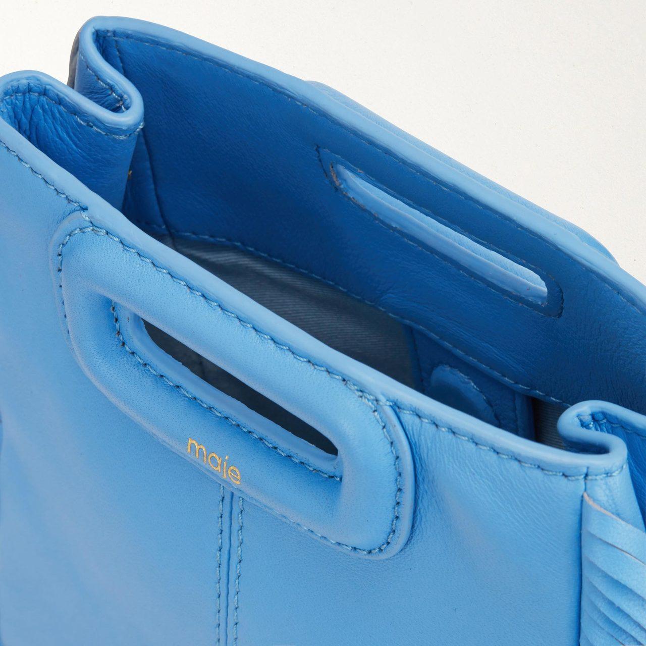 Maje Mminileac Handbag