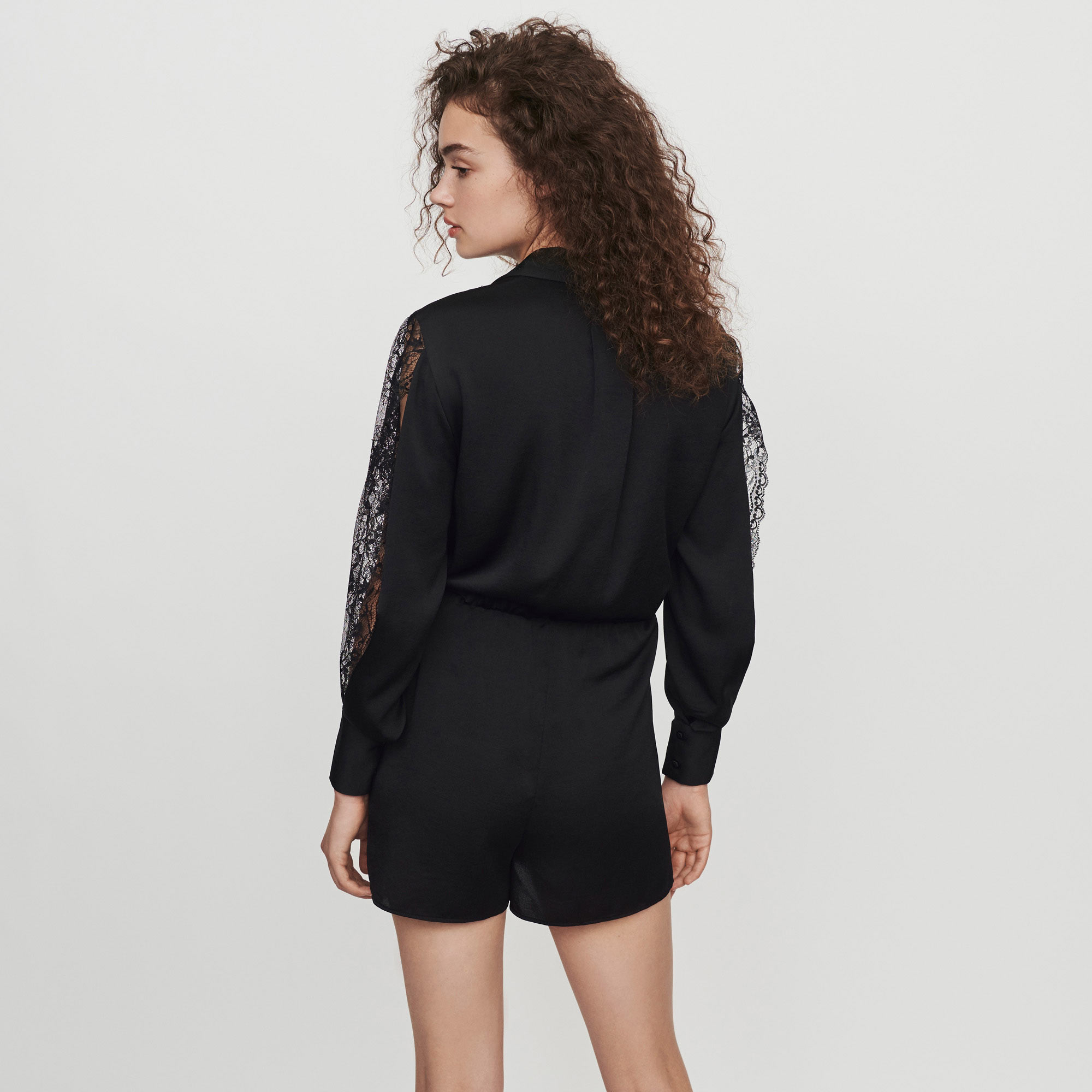 Maje Ines Playsuit