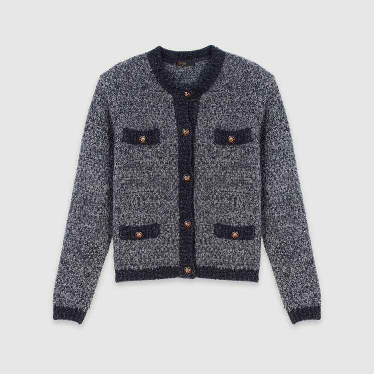 Maje Mission Cardigan