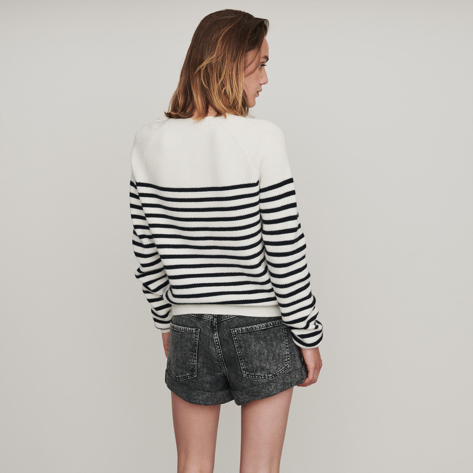 Sailor Sweater - Ecru