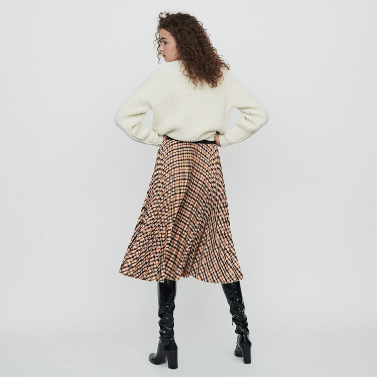 Maje Johnny Skirt